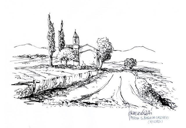 Pistoia San Biagio in Cascheri