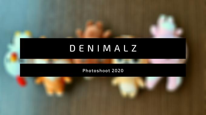 [DENIMALZ] Edward Kang Photoshoot 2020