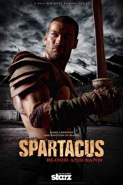 Spartacus Blood And Sand HDTV Temporada 1 Español Latino Descarga