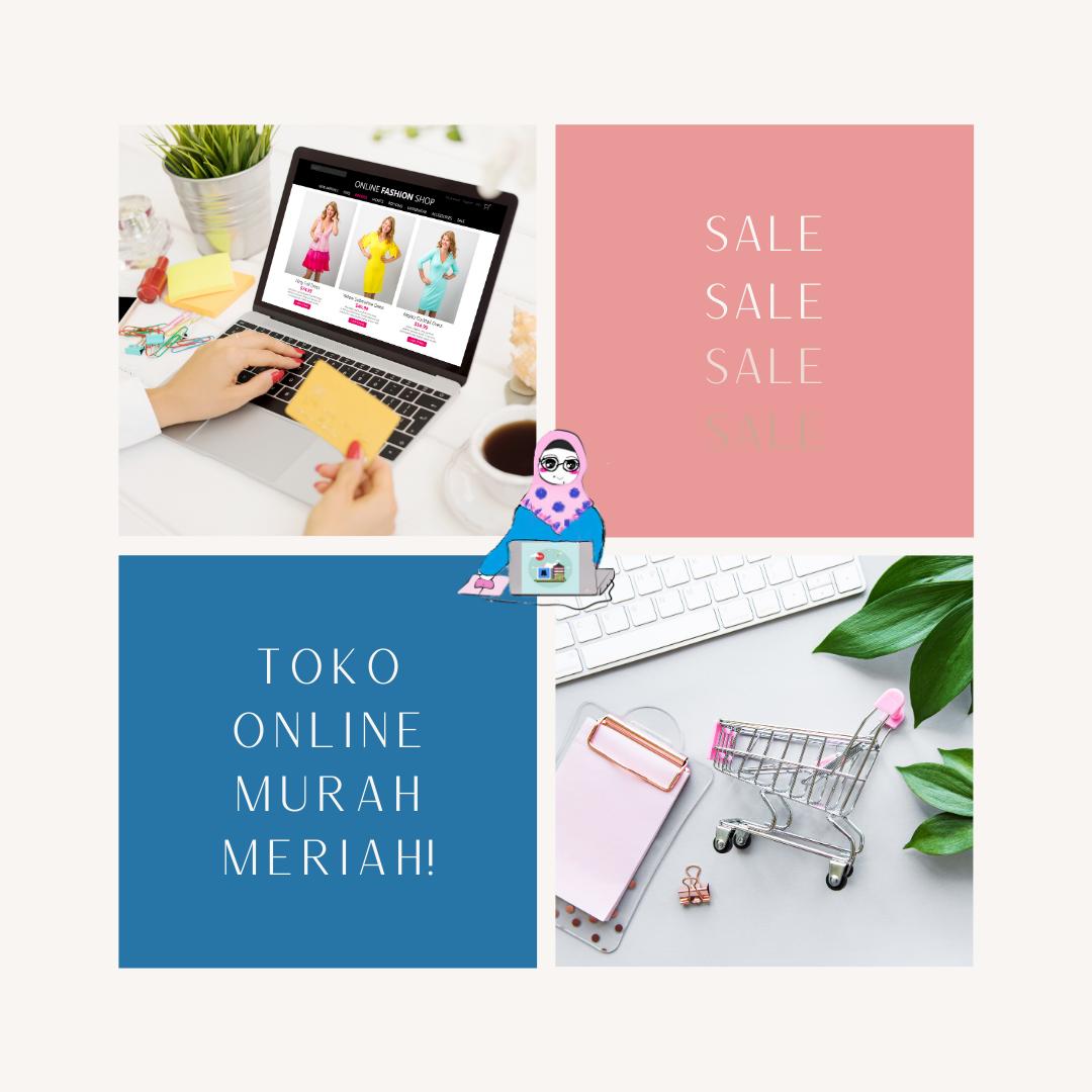 toko online murah meriah