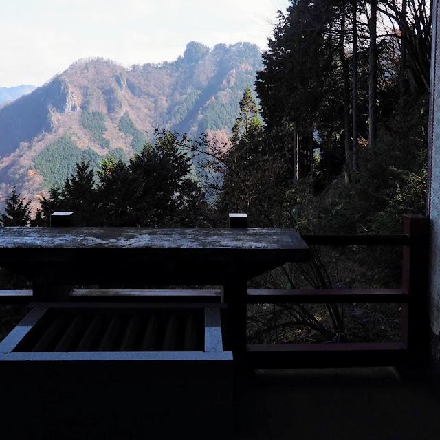 秩父 三峯神社 遥拝殿 妙法ケ岳山頂 奥宮