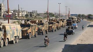 تحركات عسكرية تركية في إدلب وسط استعدادات لمواجهة مرتقبة مع النظام