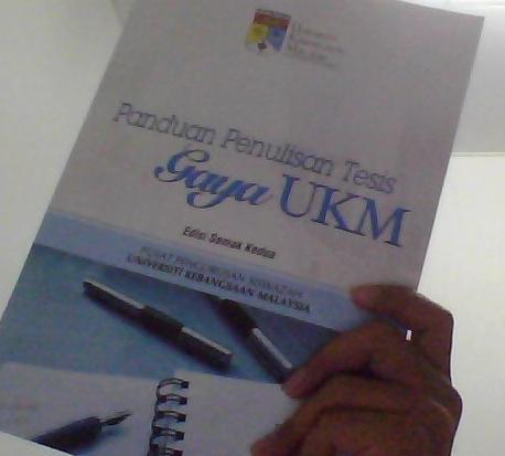 Templat Tesis Universiti Kebangsaan Malaysia (Bahasa Malaysia)