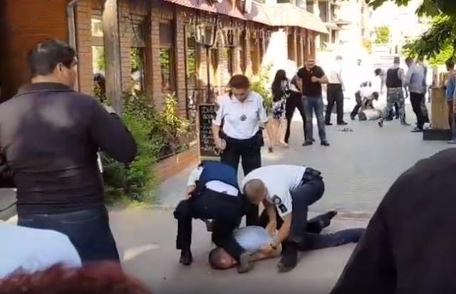 В одному з ресторанів Одеси сталася бійка зі стріляниною