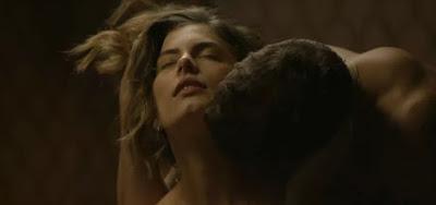 ROMÂNTICO  - Rock se declara e tem primeira transa com Joana; saiba como será  - A Dona do Pedaço