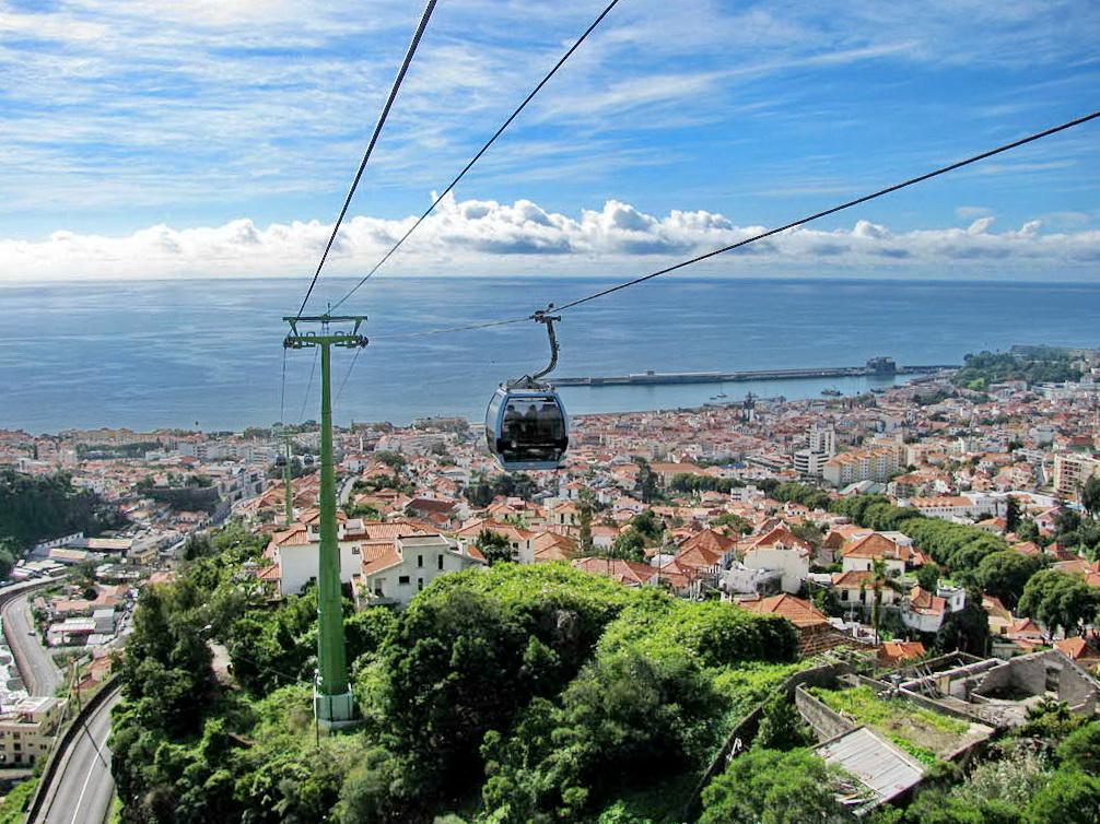 Madeira cable car