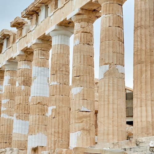 Arquitectura griega   Elementos y Características 🥇