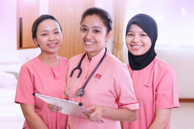 Kerjaya Jururawat di Malaysia