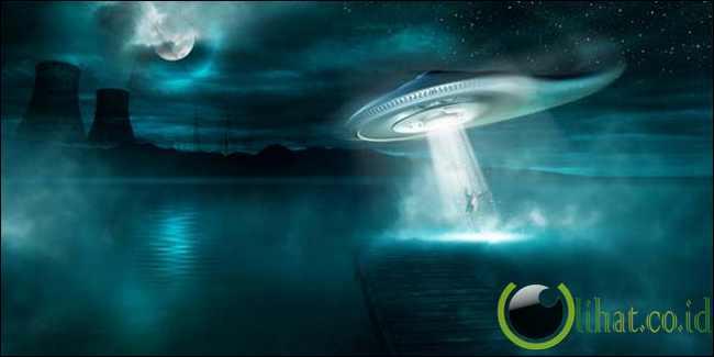 Orang Paling Banyak Kontak dengan UFO