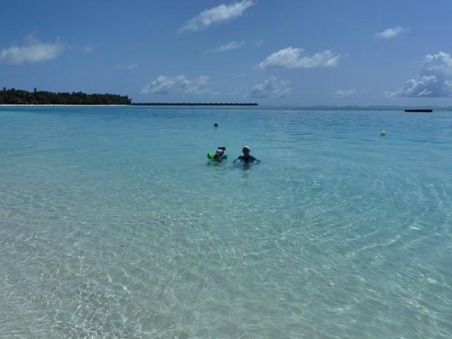 The Home Maldives, disfrutando del paraíso de Maldivas en Diffushi