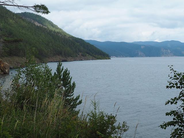 Озеро Байкал (Между Листвянкой и Большими Котами)