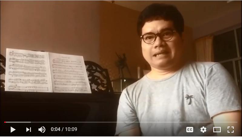 """Astaghfirullaah, Ananda Sukarlan Ternyata Pernah Bikin Kontroversi """"Kawinkan"""" Alunan """"Adzan"""" dengan Lagu Natal"""