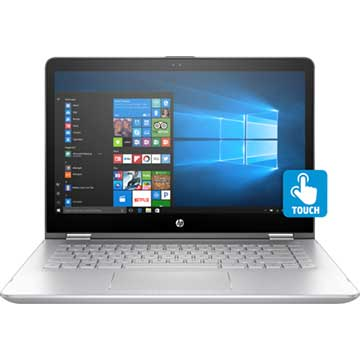 HP Pavilion x360 14-BA125CL Drivers