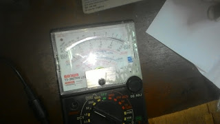 multimeter / multitester