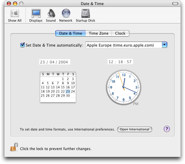 Apple Mac OS X Vulnerability enables Root User to Hackers by resetting the clock
