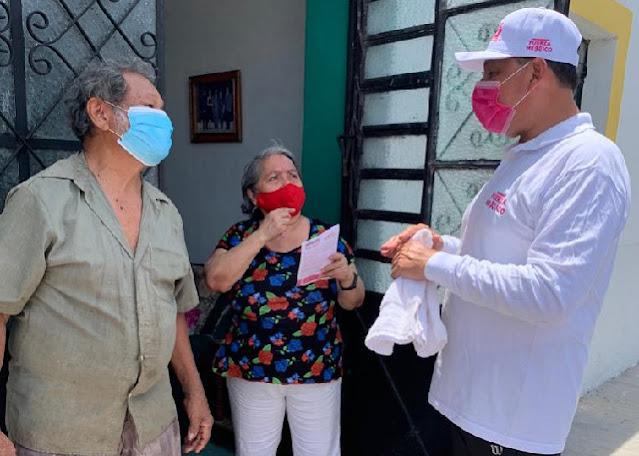 Necesario un verdadero rescate de los mercados y barrios tradicionales de Mérida: Ernesto Sonda
