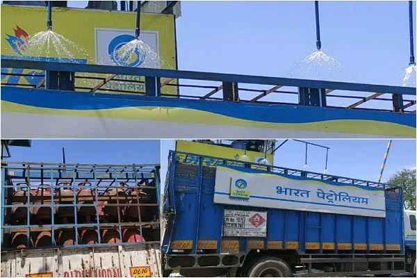 piyala-faridabad-bharat-gas-petroleum-plant-cylinder-sanitize-news