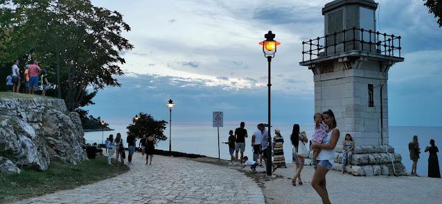 U moře - Istrie Chorvatsko
