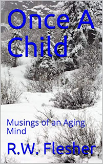 Once A Child book promotion sites R. W. Flesher