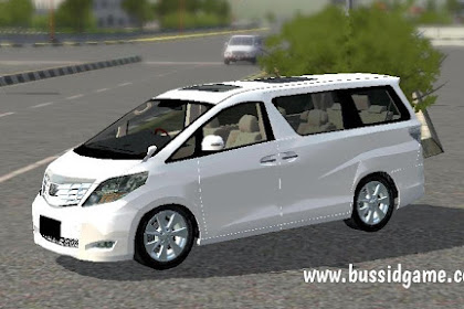 Mod Mobil Toyota Alphard v2 By NanoNanoID