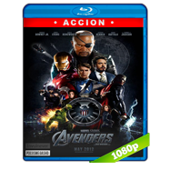 The Avengers: Los Vengadores (2012) Full HD 1080p Audio Dual Latino-Ingles