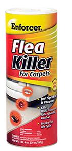 Flea Killer for Carpets by Enforcer