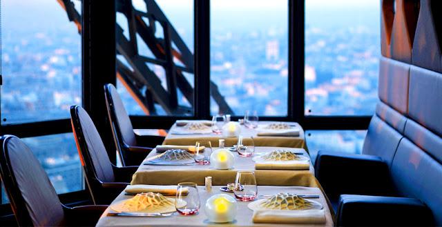 Alain Ducasse Restaurant Paris