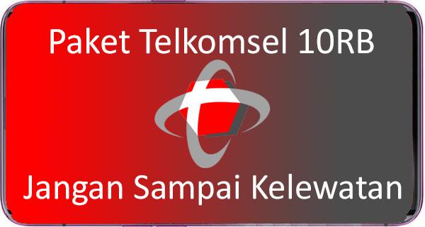 Paket Telkomsel 10RB
