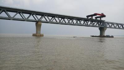 Padma bridge picture