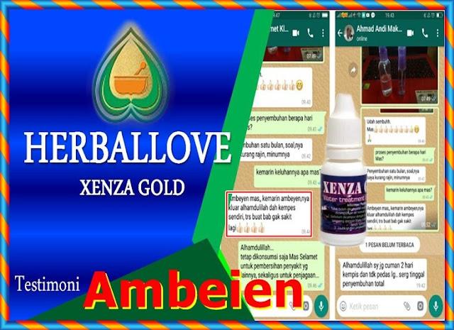 √ Kiat-Cara Menangani Wasir Internal dan Eksternal ⭐ Xenza Gold Obat Wasir Ampuh