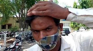 श्री राम नगर में रहने वाला युवक पर दो से तीन व्यक्ति ने प्राणघातक हमला किया