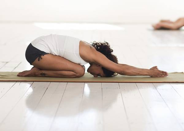 Relationship between yoga and meditation