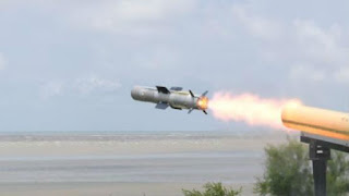 India Successfully Test Fired 'Helina' and 'Dhruvastra'