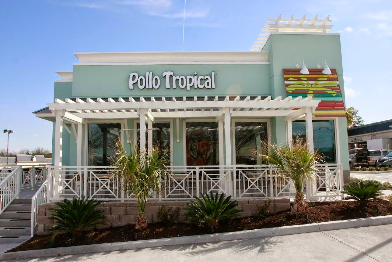 What Pollo Tropical Restaurants Are Open In Georgia