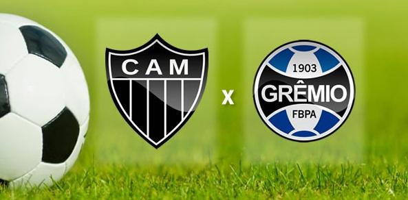 Assistir Atlético Mineiro x Grêmio ao vivo online