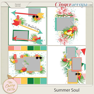 Summer Soul Templates