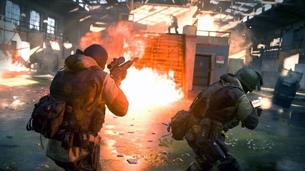 شاهد بالفيديو إستعراض لطريقة اللعب في Call of Duty Modern Warfare و نظرة عن الخرائط و محرك الرسومات..!