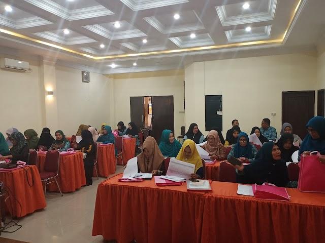 TP PKK Aceh Gelar Peningkatan Kapasitas Bagi Sekretaris Enam Kabupaten/Kota