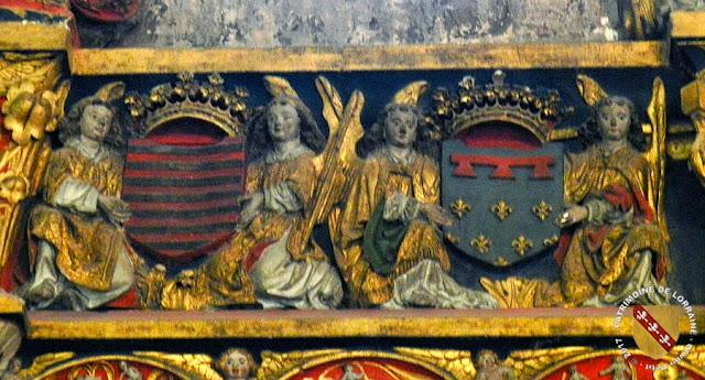 NANCY (54) - Musée Lorrain : Tombeau du duc René II de Lorraine