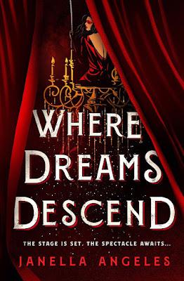 where dreams descend by janella angeles YA fantasy magic