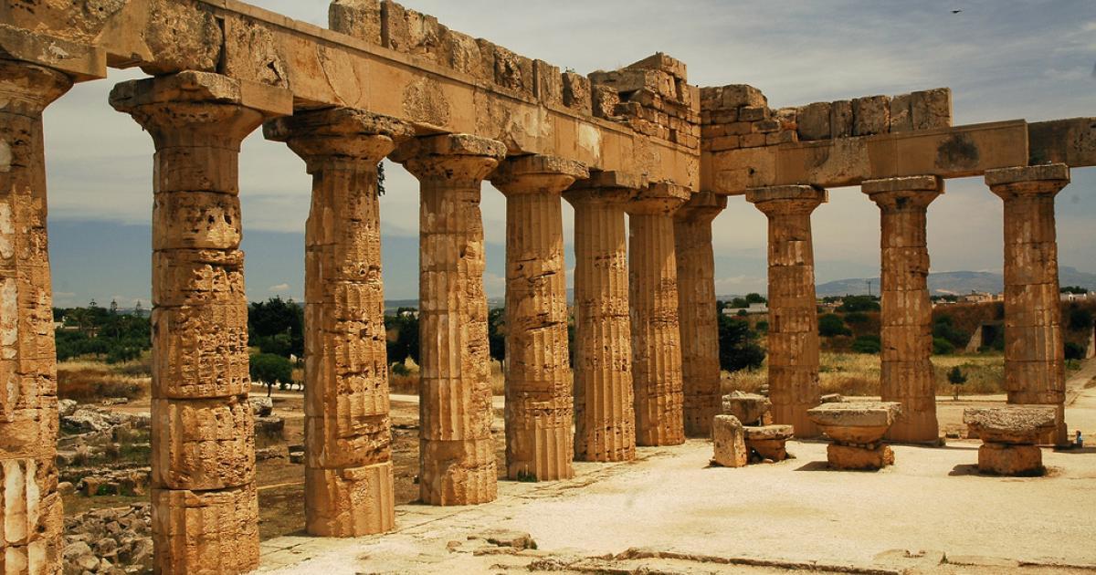 Mitos e Lendas da Grécia e Roma Antiga