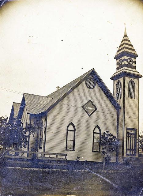 First Baptist Church Kerrville before 1914