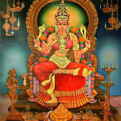 Benefits and How to Chant The Mantra of Bhuvaneshwari Devi