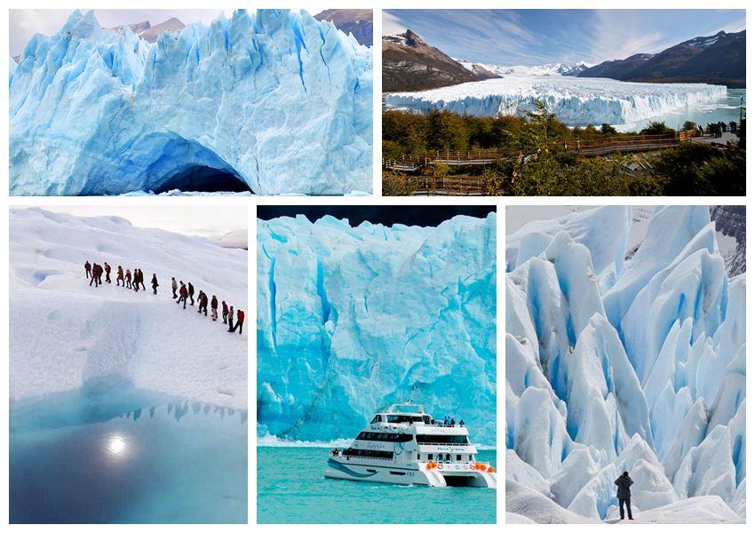 Glaciar Perito Moreno, El Calafate, Argentina, PATAGONIA