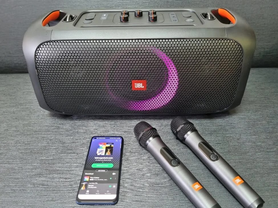 Five Top Reasons Why the JBL PartyBox On-the-Go Should Be Your Next Purchase