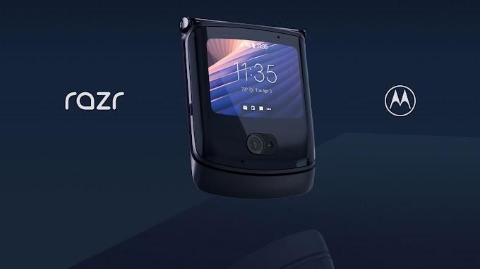 Motorola renueva el Razr con pantalla flexible y ahora 5G