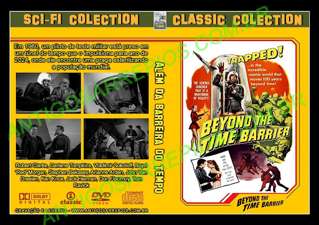Beyond the Time Barrier (1960)