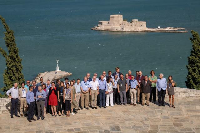 Μεγάλες προσωπικότητες στο Ναύπλιο για το 15ο Ευρωπαϊκό Σεμινάριο του ΕΛΙΑΜΕΠ (βίντεο)