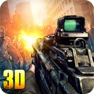 Download Zombie Frontier 3 - Shot Target (MOD, unlimited money) free on android