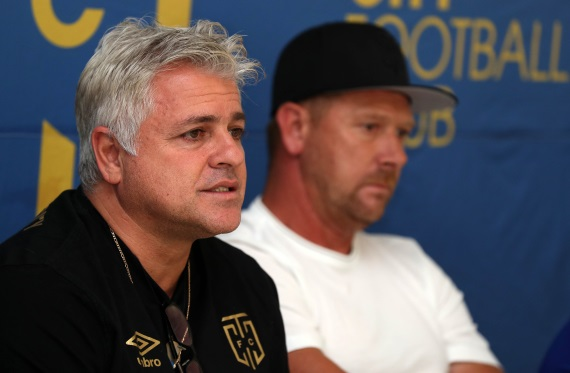 John Comitis needs to find a suitable replacement for Eric Tinkler